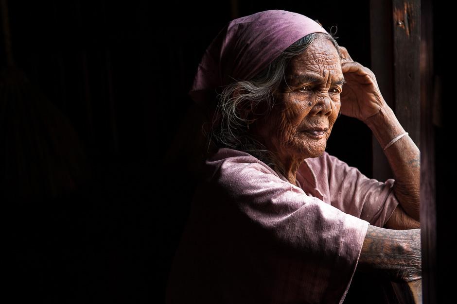 Butbut Kalinga Woman