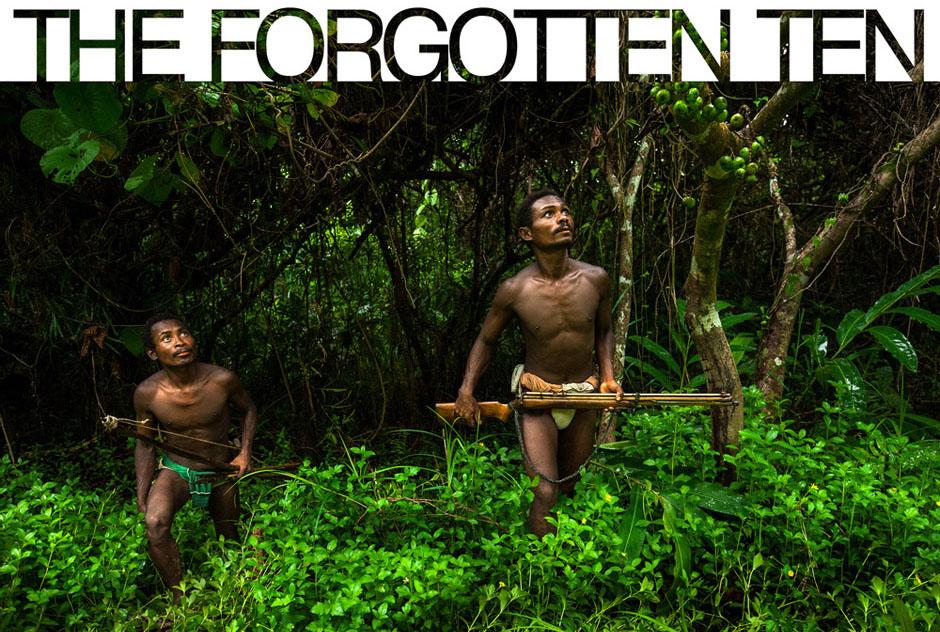 Forgotten Ten