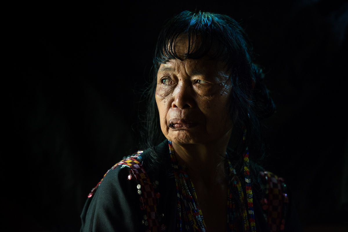 Mansaka Portrait - Bia Dansigan
