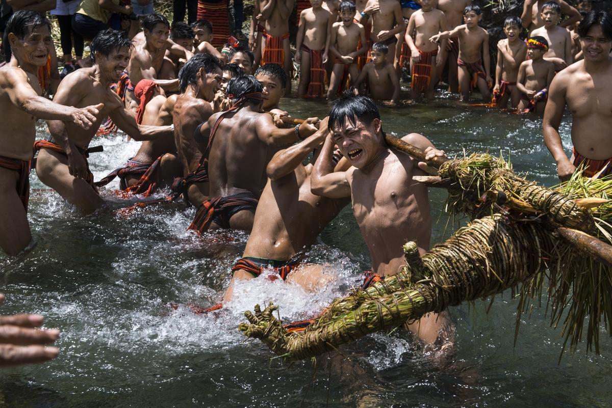 Punnuk Rice Harvest Ritual